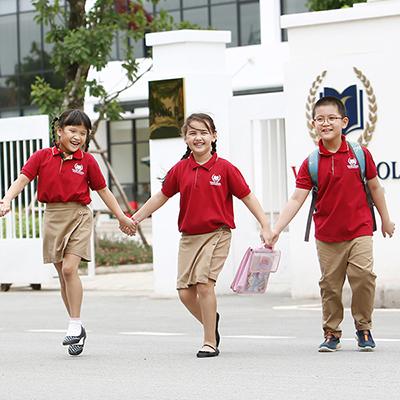 Hệ thống trường quốc tế liên thông các cấp VINSCHOOL