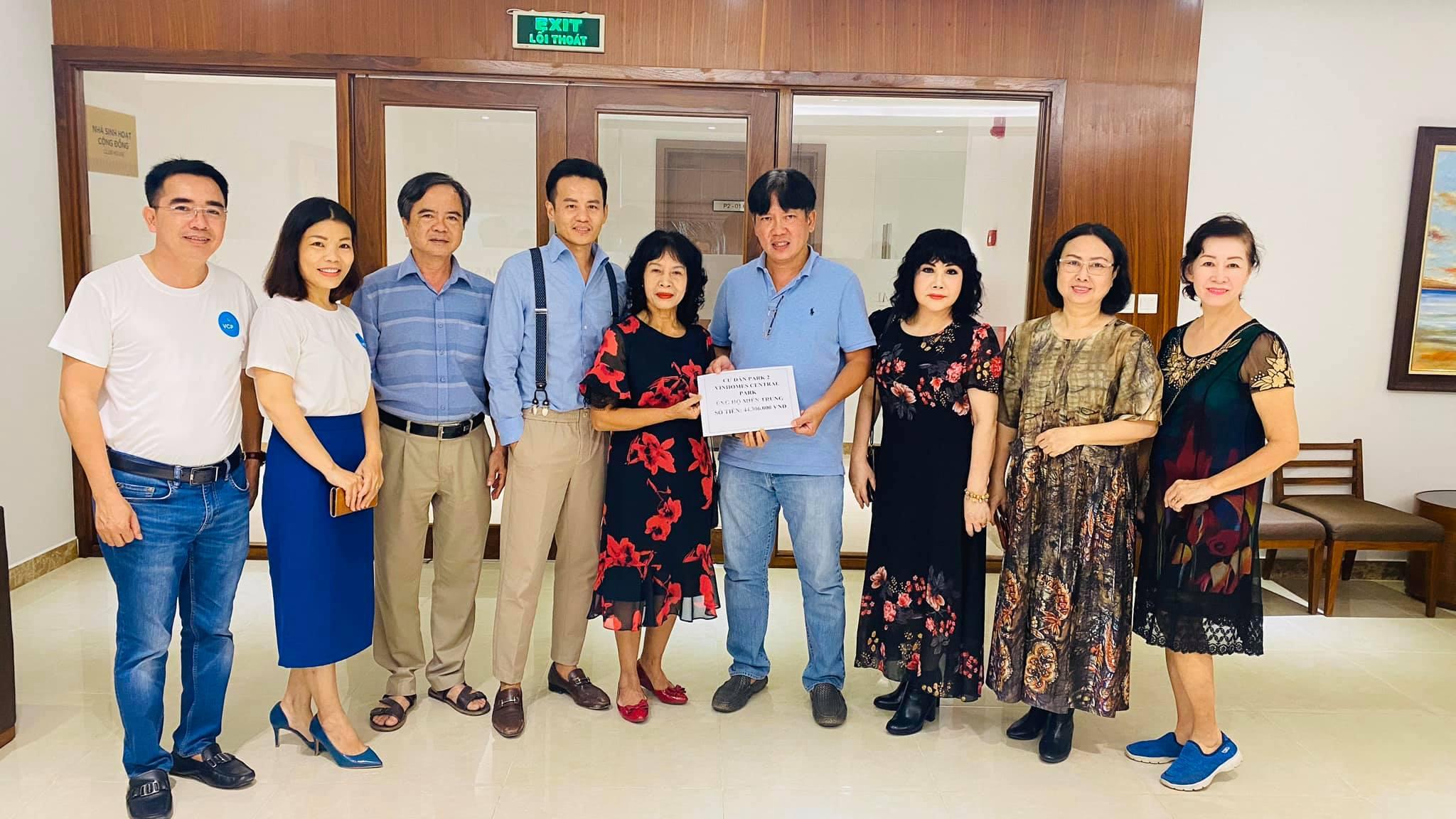 VCP Park 2 cuu tro mien Trung 10.2020 2