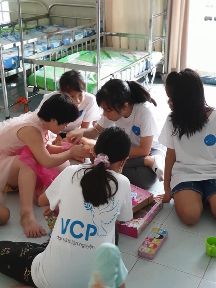 VCP thien ngyen - mai am thien phuocVCP thien nguyen - mai am thien phuoc